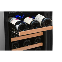Load image into Gallery viewer, Smith & Hanks 32 Bottle Dual Zone Stainless Steel Wine Cooler - Smith & Hanks