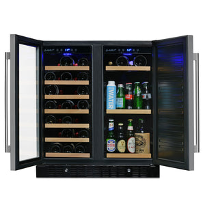 Stainless Steel Wine and Beverage Cooler - Smith & Hanks
