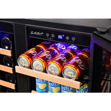 Load image into Gallery viewer, Stainless Steel Wine and Beverage Cooler - Smith & Hanks