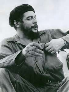 Che Guevara was born June 14th 1928