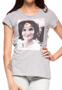 Crowned Wonder Jackie Ladies Tee
