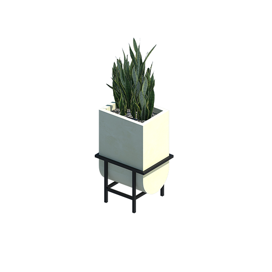 Planter - Upright (PL01)