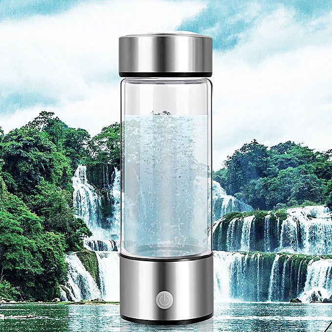 Definitive Guide - Benefits Of Hydrogen Water By HydroVybe