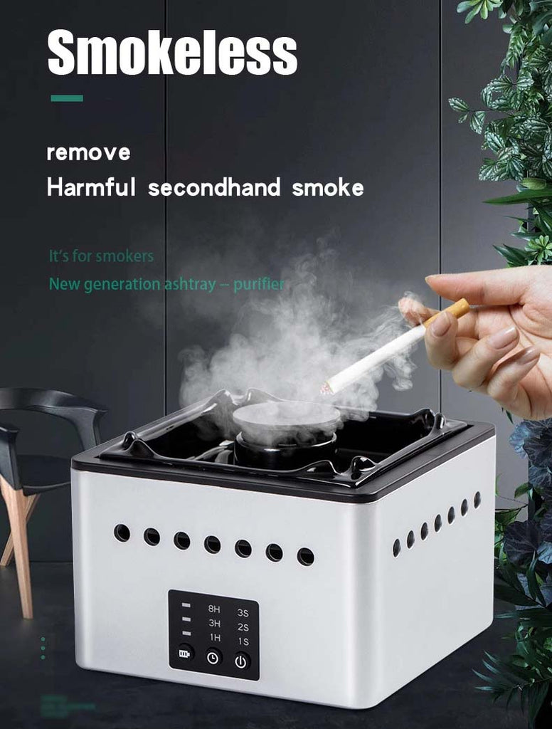 Ashtray Air Purifier