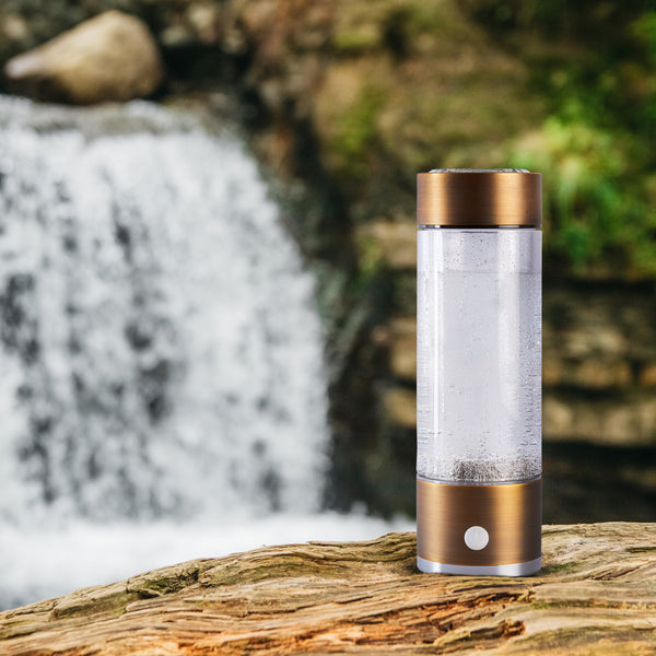 Hydrovybe Hydrogen Water Bottle
