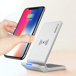 SuperFast Wireless Charger For IPhone & Android