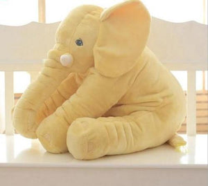 Large Plush Elephant Cuddly Toy
