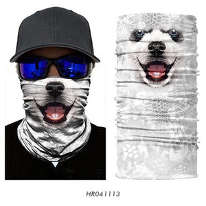 AniPrint - 3D Animal Face Mask