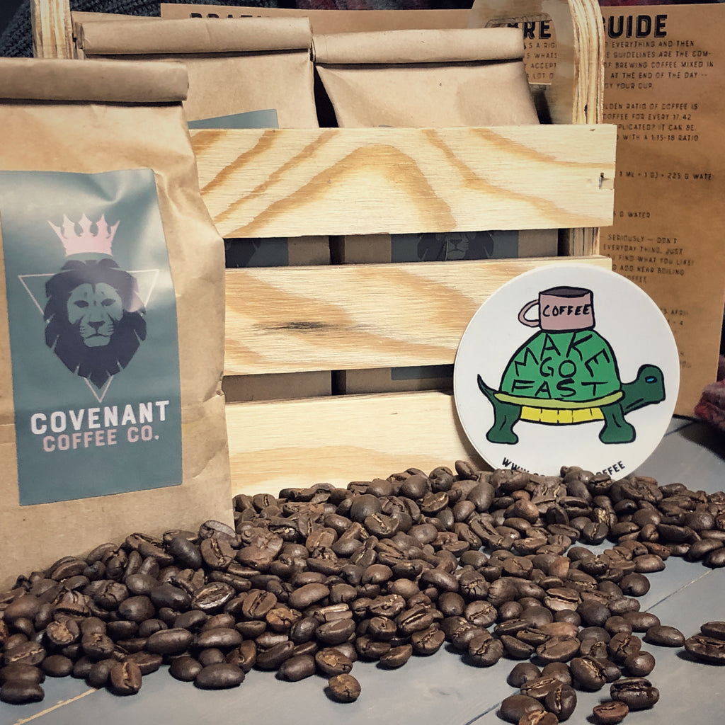 Coffee Chest | Sampler Gift Box