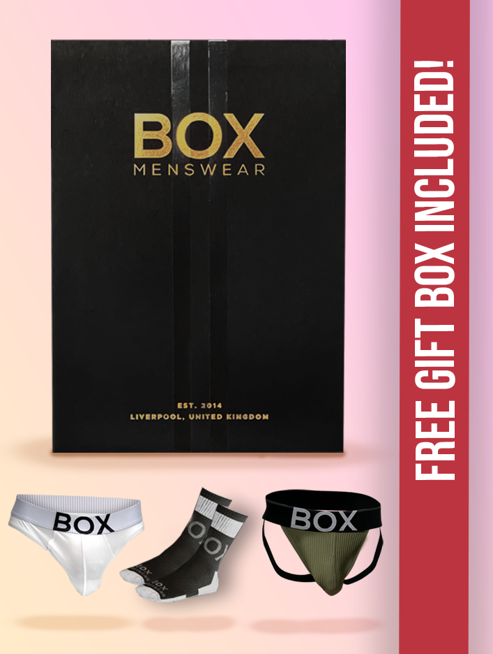 Jock, Sock & Briefs Box - Gift Box #1