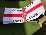 Flag Style Beach Towel St George x CCFC