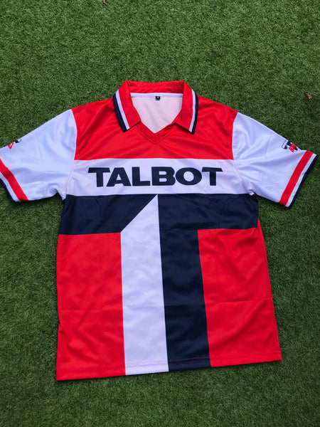 Coventry City 1981-83 Talbot away shirt