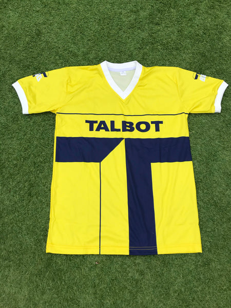 Coventry City 1982-83 Talbot away shirt