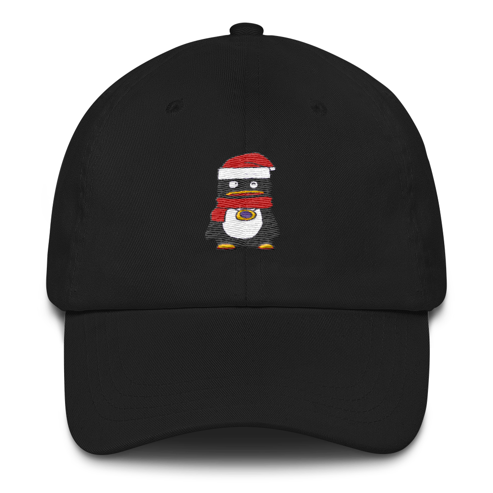 J1mmy Penguin Dad Hat