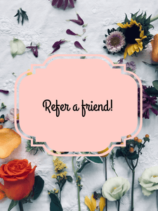 REFER A FRIEND AND GET PAID! - Dressed To The Bixby