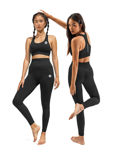 Delilah Seamless Bra Top and Leggings