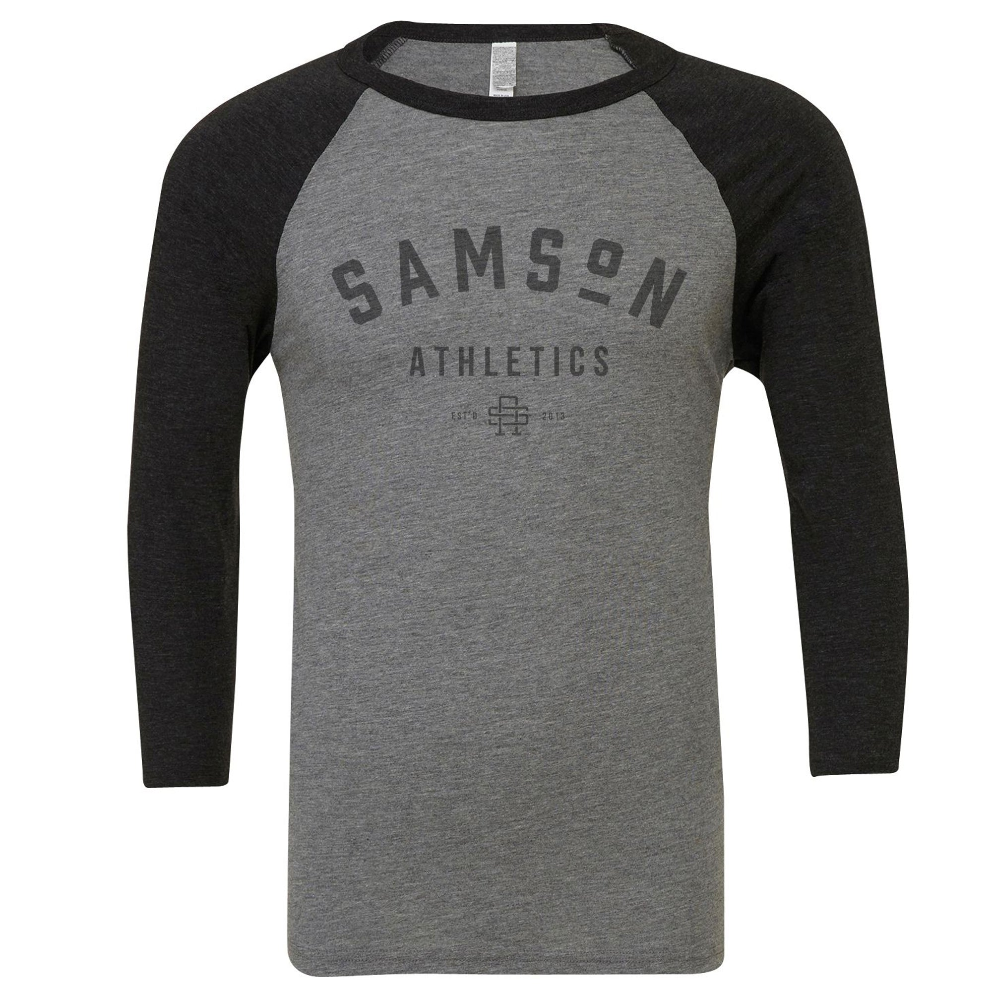 New & Redesigned - Samson Classic Signature Baseball T-Shirt
