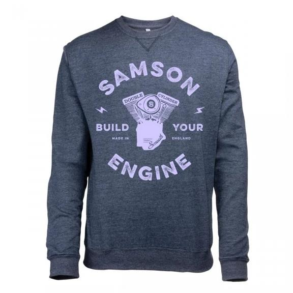 Build your engine sweater samson athletics