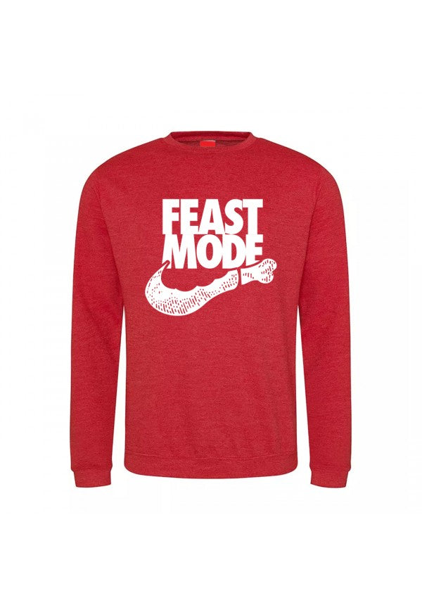Feast mode sweatshirt samson athletics