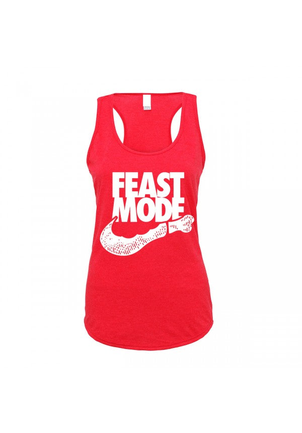 Feast mode triblend tank samson athletics