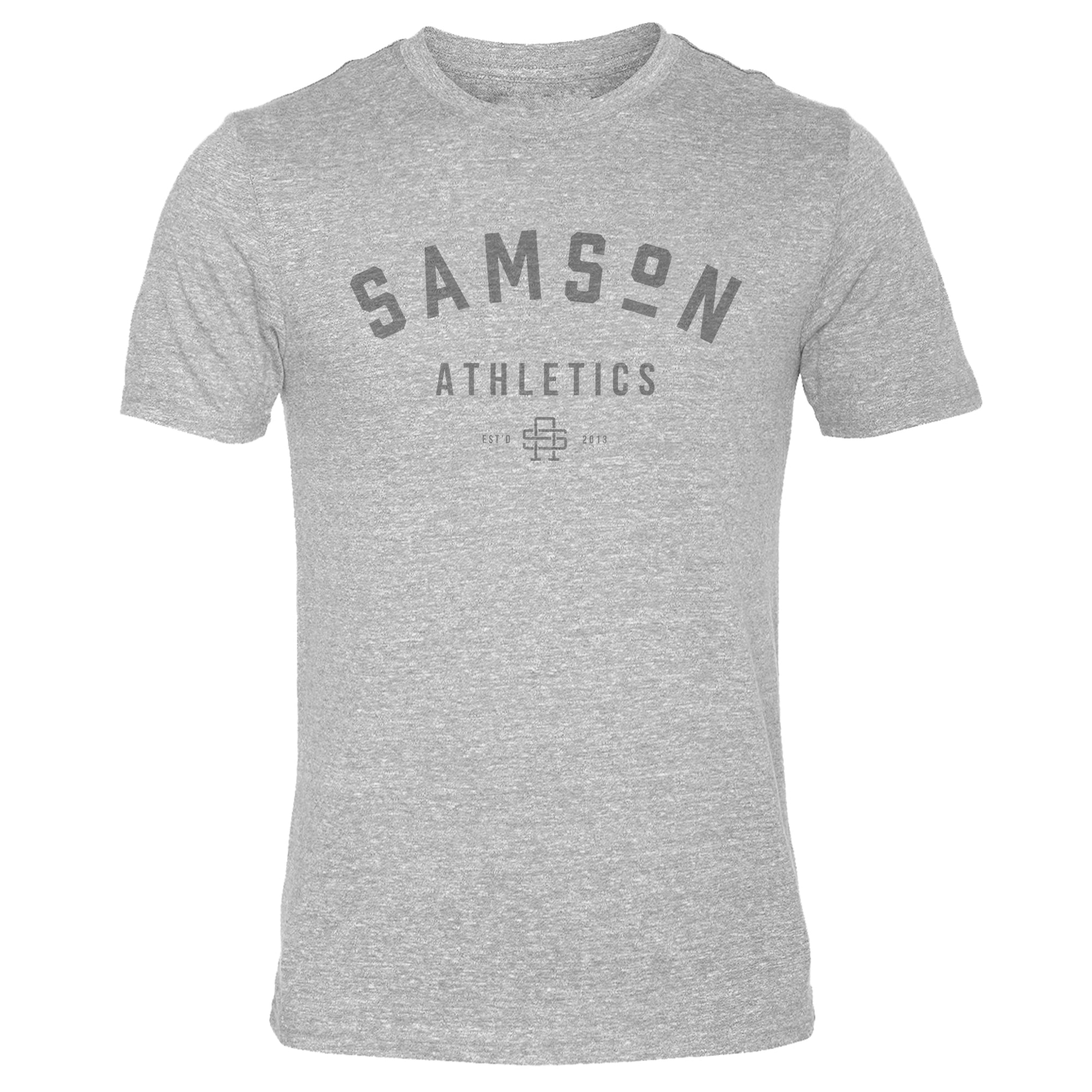 New & Redesigned - Samson Classic Signature Gym T-Shirt