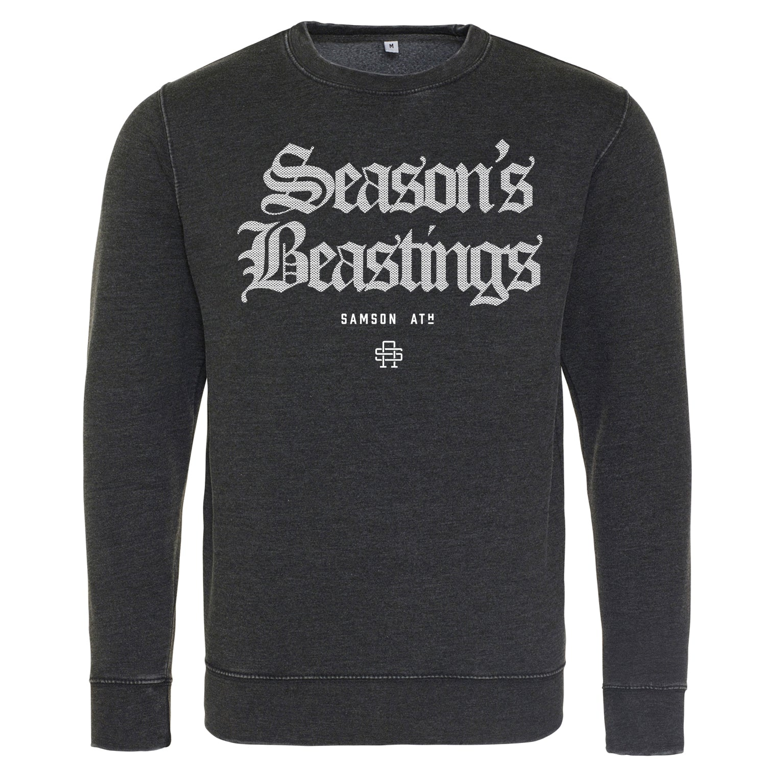 Season's Beastings - Christmas Sweatshirt