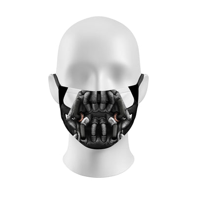 Face Mask with Bane design | By Samson Athletics