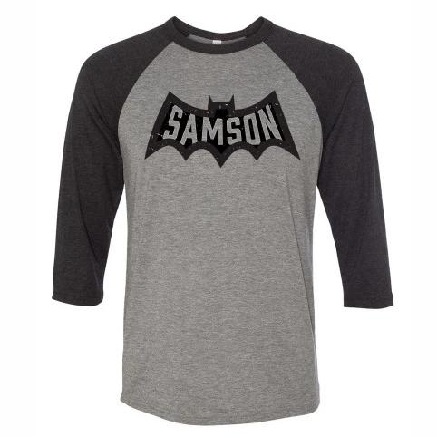 Batsam Baseball long sleeve t-shirt samson athletics