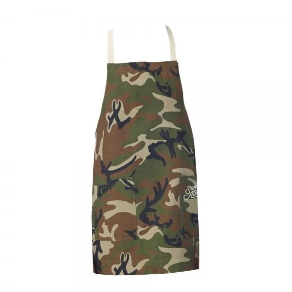 Camo apron samson athletics