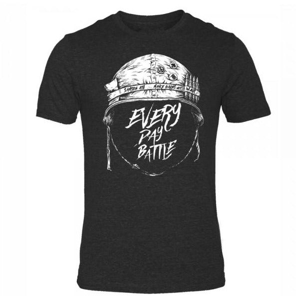 Every day battle triblend t-shirt samson athletics