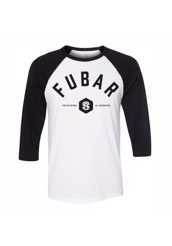 Fubar baseball t-shirt samson athletics