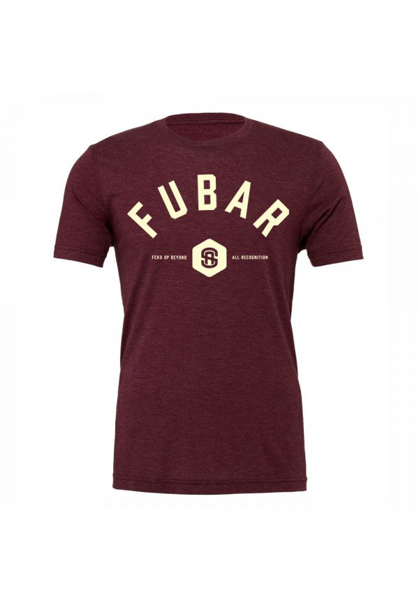 Fubar triblend t-shirt samson athletics
