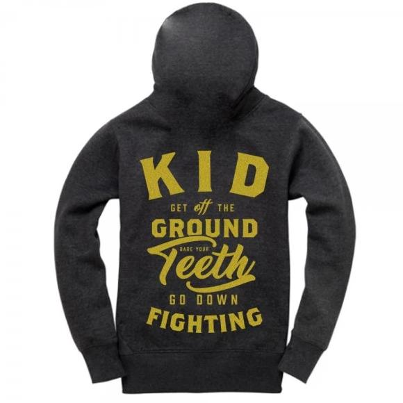 Bare your teeth zip hoodie samson athletics