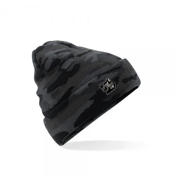Camo beanie midnight samson athletics
