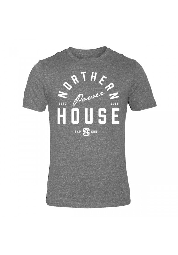 Northern powerhouse unisex t-shirt samson athletics