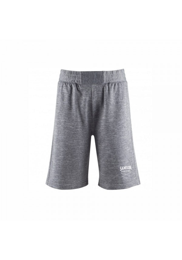 Samson performance shorts grey samson athletics