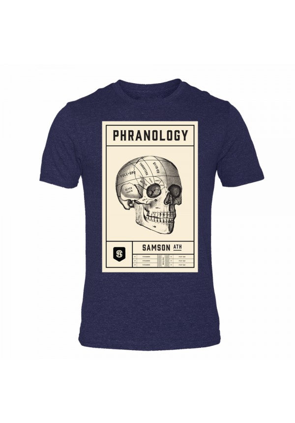 Phranology triblend t-shirt samson athletics