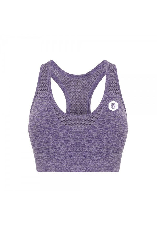 Fuse bra top purple samson athletics