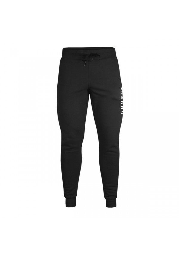 Men's tapered jogging pants black samson athletics