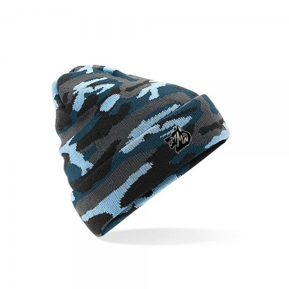 Camo beanie twilight samson athletics