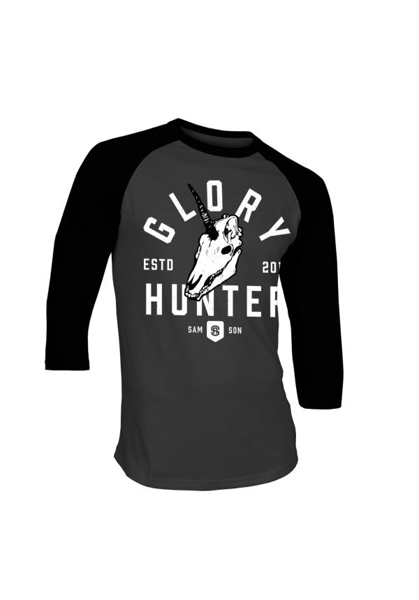 Glory hunter baseball t-shirt samson athletics