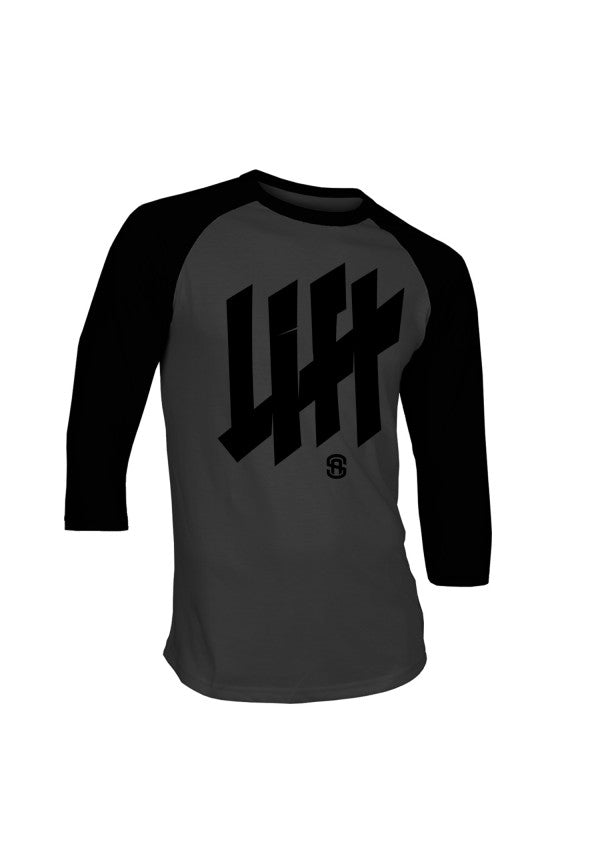 Lift tally baseball tshirt samson athletics