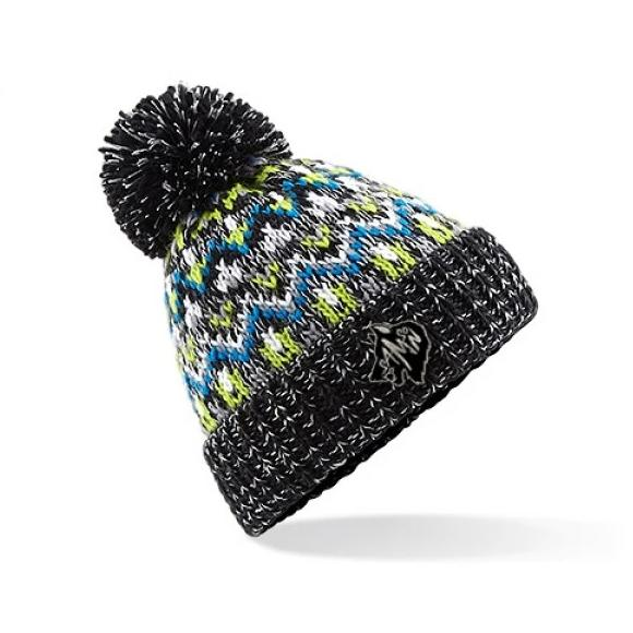Bobble hat liquorice samson athletics