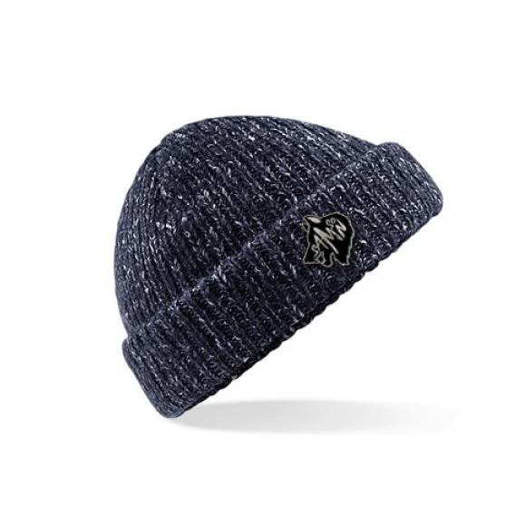 Beanie hat navy fleck samson athletics