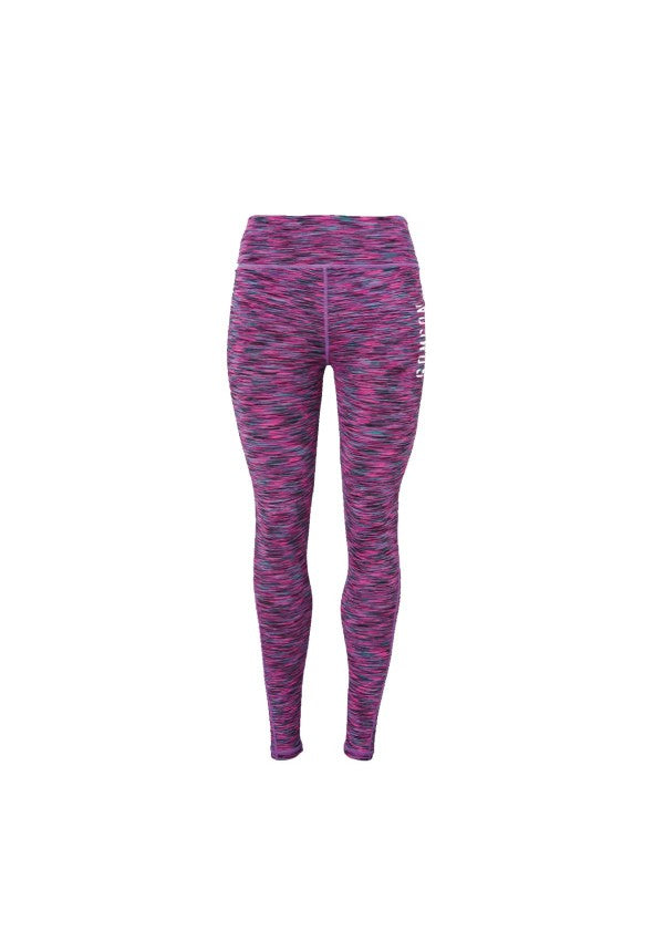 Samson leggings 2.0 pink marl samson athletics