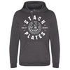 Stack Plates And Lift Weights Hoodie