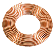 "Iusa Tubo Cobre Flexible 10 mm - 3/8"" por Metro"