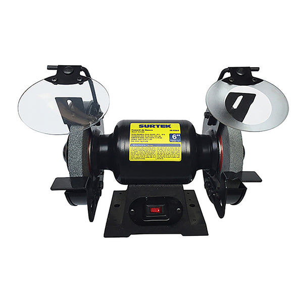 "Esmeril de Banco  6"" 373 Watts Surtek"