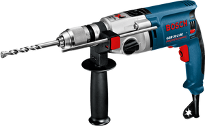 "Bosch Professional GSB 20-2 RE Rotomartillo 1/2"" 800 Watts"