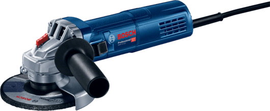 "Esmeriladora Angular 4""1/2 -  900 Watts Velocidad Variable GWS 9-125S Bosch Professional"